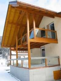 holzbau hermann demattio sohn balkone. Black Bedroom Furniture Sets. Home Design Ideas